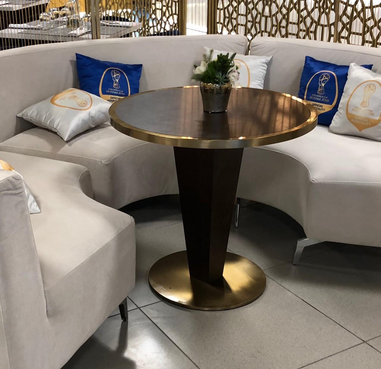 Tisch MOSKAU Ø80 cm