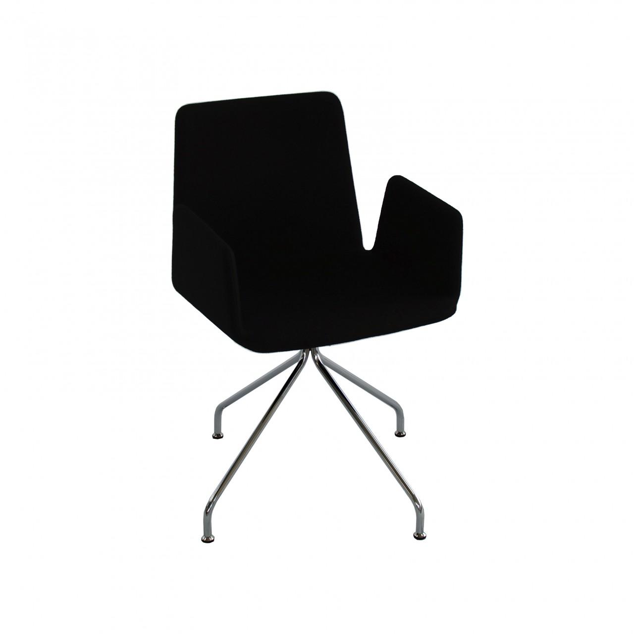 WING swivel chair/ Bezug Europost