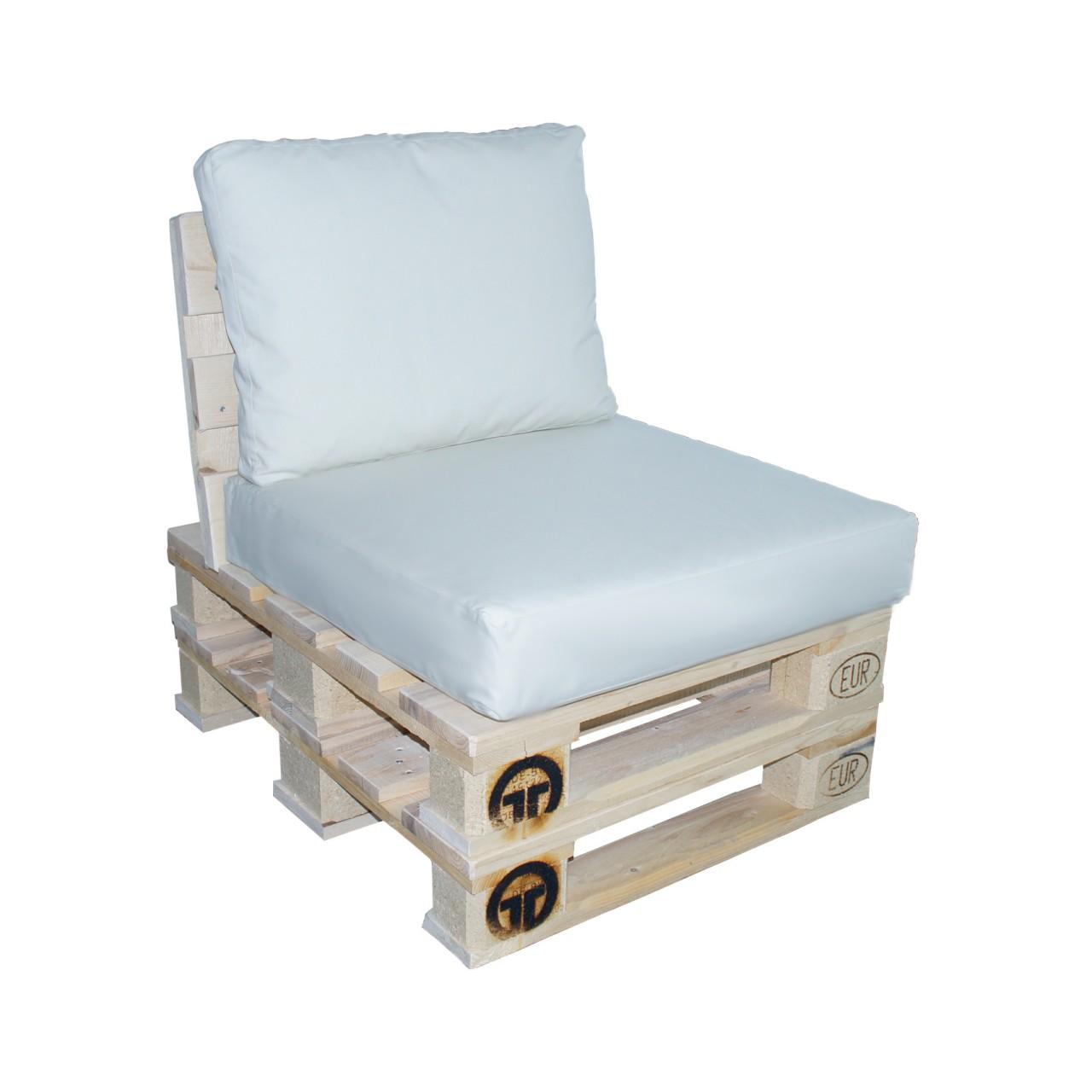 Paletten Sessel