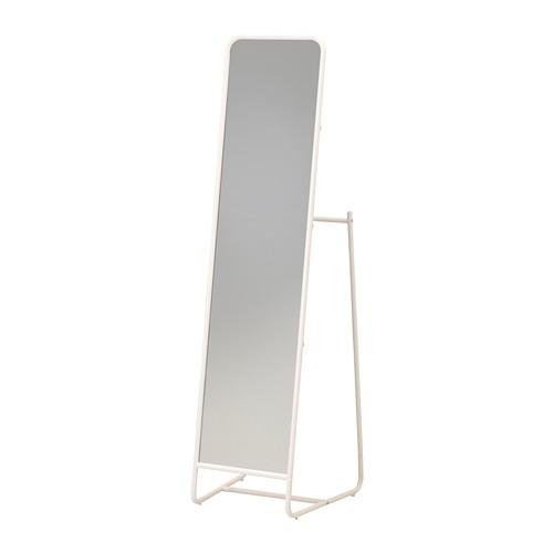 Standspiegel WHITE