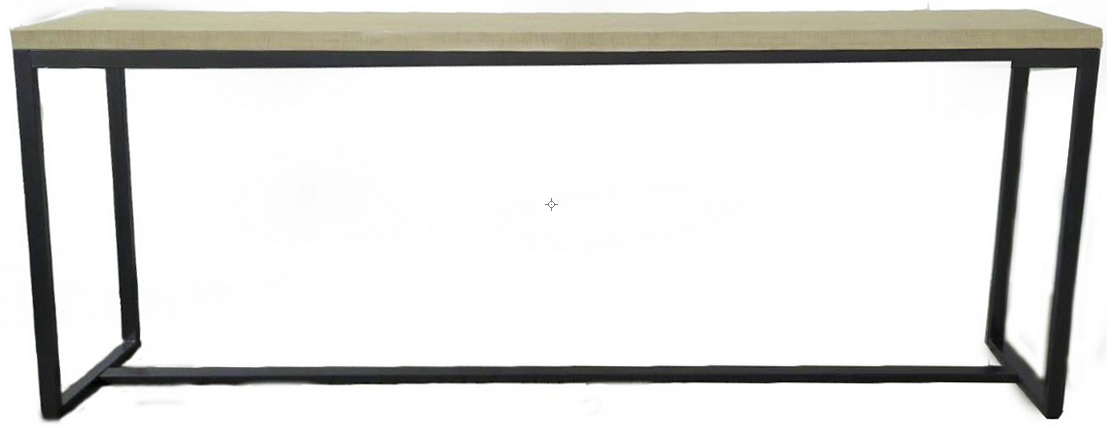 Stehtisch PETERSBURG 240x45 cm